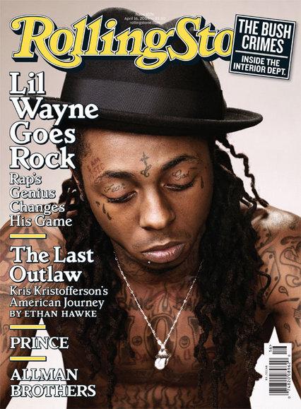 Lil Wayne Rolling Stone