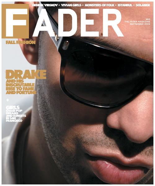 Drake FADER